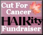Cancer Sucks #HAIRity #LetsCapCancer