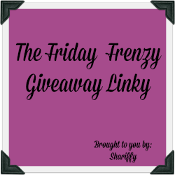 The Friday Frenzy Giveaway Linky