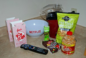 Movie Night – Not Just for the Kids #StreamTeam