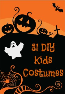 31 DIY Kids Costumes