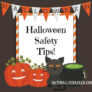 Halloween Safety Tips #Halloween