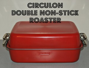 My Little Black Dress of the Kitchen – Circulon Double Non-Stick Roaster #NCGiftGuide2015 #GIVEAWAY
