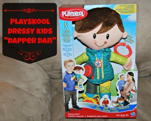The Gift of Learning Thanks to Playskools Dressy Kids Doll #NCGiftGuide2015