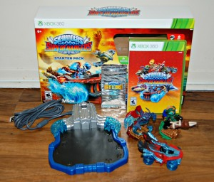 Bring the Excitement Under the Tree this Year with Skylanders SuperChargers #NCGiftGuide2015