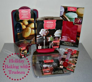 Getting my Bake on This Holiday with Trudeau #NCGiftGuide2015 #GIVEAWAY