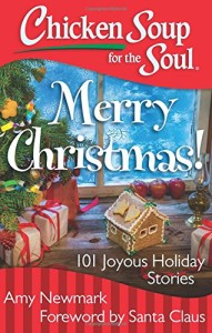 Chicken Soup for the Soul: Merry Christmas! #NCGiftGuide2015 #GIVEAWAY