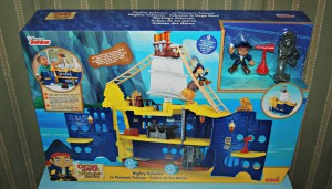 Jake and the Never Land Pirates Mighty Colossus #NCGiftGuide2015