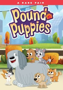 Pound Puppies: A Rare Pair DVD #GIVEAWAY