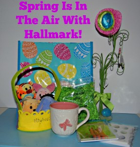 Spring Is In The Air With Hallmark #SharetheLove #LoveHallmarkCA #GIVEAWAY