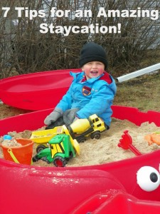 7 Tips for an Amazing Staycation #ChurchDwightValue #GIVEAWAY