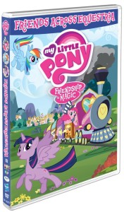 My Little Pony – Friendship Is Magic: FRIENDS ACROSS EQUESTRIA #DVD