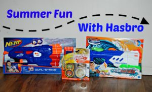 Beat The Summer Boredom with Hasbro #Giveaway