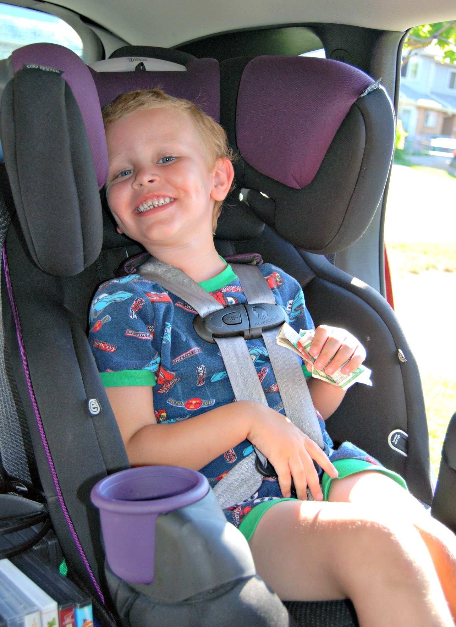 how to clean evenflo car seat