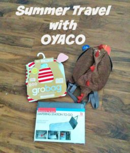 Summer Travel with OYACO #GIVEAWAY