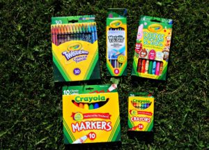 Crayola – Adding Quality and Colour To Our Pencil Box