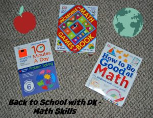 Back to School with DK – Math Skills