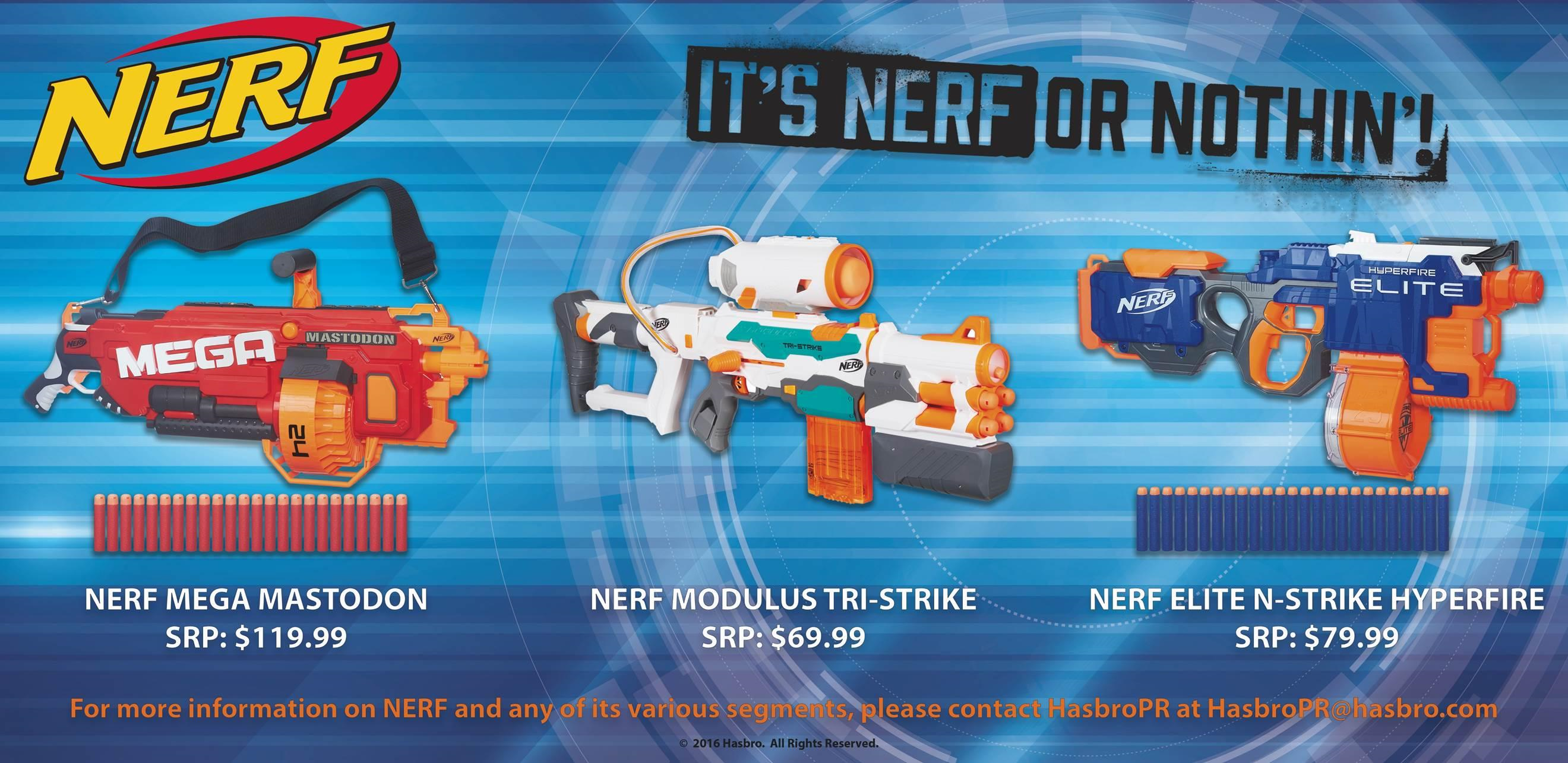 Blasting into fall with nerf giveaway naturally cracked for Nerf motorized rapid fire blasting