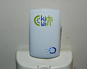 Safe and Secure Through Out The Holidays and More with KidsWifi (Giveaway)