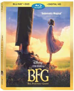 The BFG – Big Friendly Giant Now On Blu-ray
