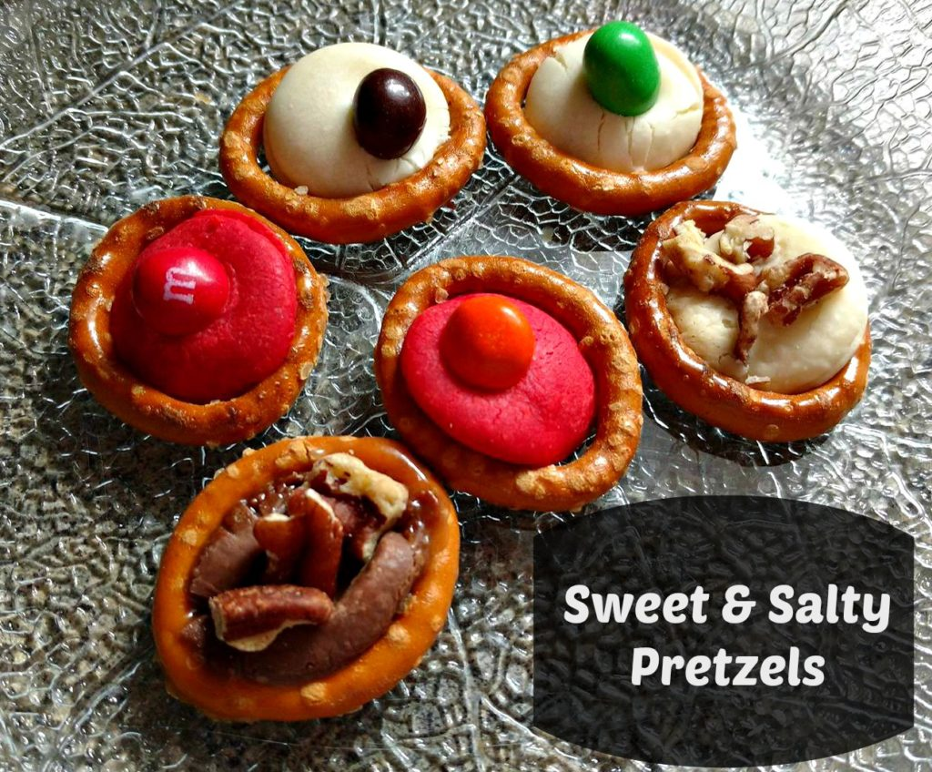 Sweet & Salty Pretzels #Recipe - Naturally Cracked