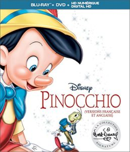 PINOCCHIO on Digital HD and Blu-ray #GIVEAWAY
