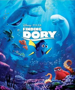 Finding Dory DVD/BLU-RAY #Giveaway