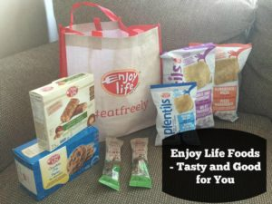 Enjoy Life Foods – offering peace of mind and allergey free food #giveaway