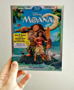 March Madness: Disney's Moana – Blu-ray & DVD