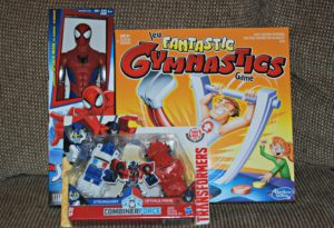 March Madness with Hasbro Toys #Giveaway
