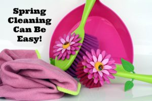 Spring Cleaning Can Be Easy #CloroxMeansClean