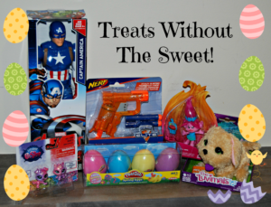 Hasbro – Treats without the Sweet