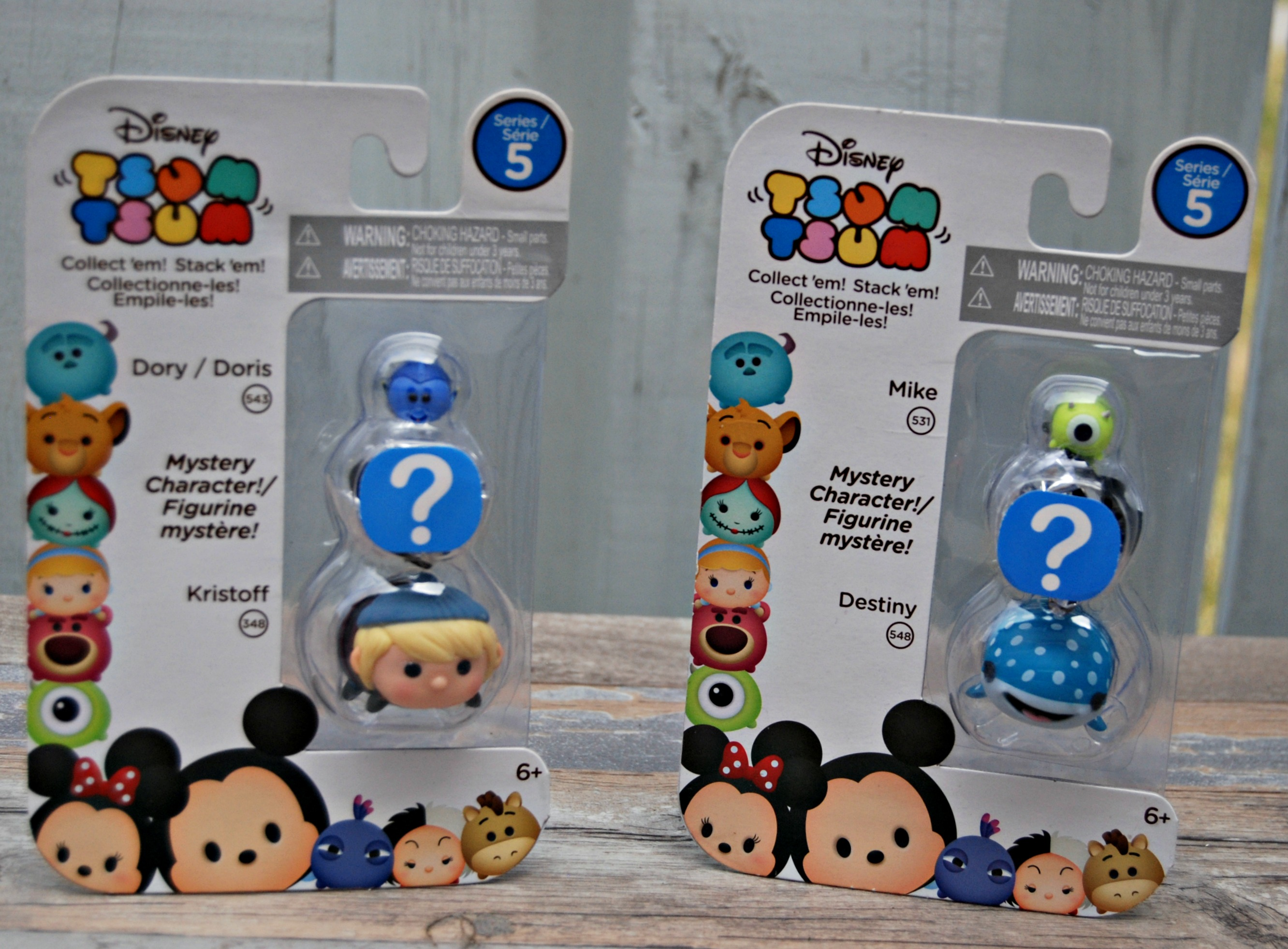 Tsum Tsum Small Toys The Offer Big Fun Naturally Cracked