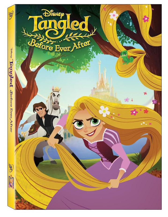 Disneys Tangled Before Ever After