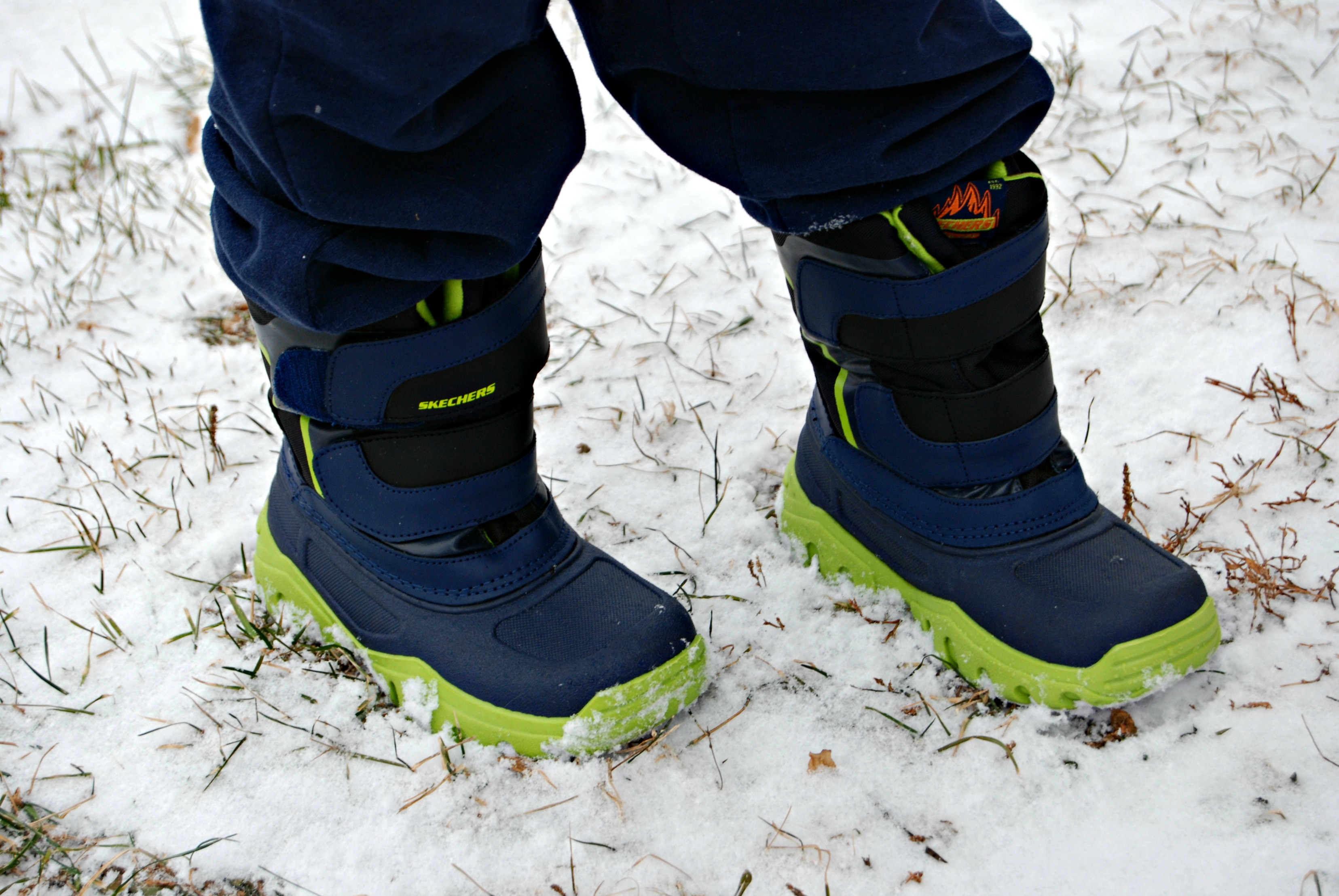 SKECHERS Kids Boots Naturally Cracked